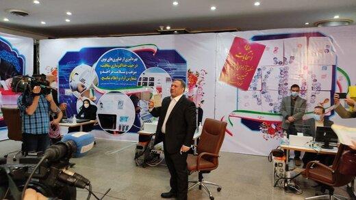 وزیر اقتصاد احمدی نژاد کاندیدای ریاست جمهوری شد