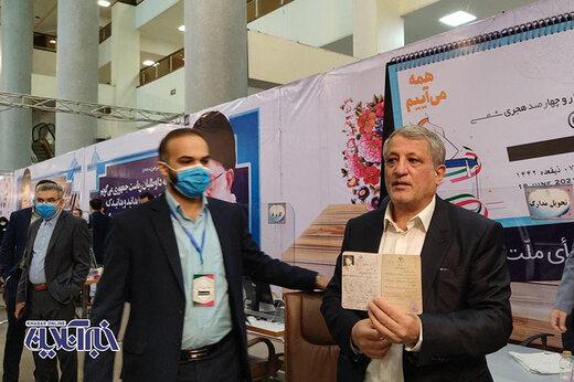 ببینید | دلیل حضور محسن هاشمی در انتخابات ریاست جمهوری
