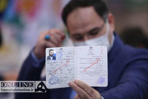 جشنواره ثبت نام بازیگران اصلی انتخابات
