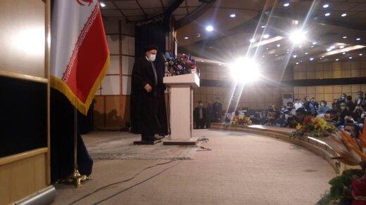 ابراهیم رئیسی: کسی به خاطر من انصراف ندهد /مستقل آمده ام /مردم خانههایشان را به ستاد تبدیل کنند
