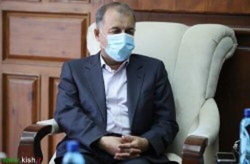 پیام تسلیت مدیرعامل سازمان منطقه آزاد کیش به مناسبت درگذشت استاد دکترعلی شیخ الاسلامی
