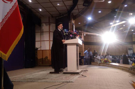 ببینید | پاسخ ابراهیم رئیسی به شکست احتمالی در انتخابات