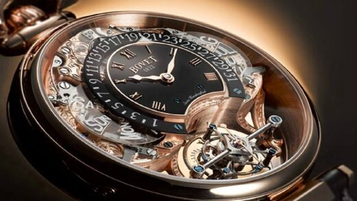 اعلام قیمت گرانترین ساعتهای دنیا