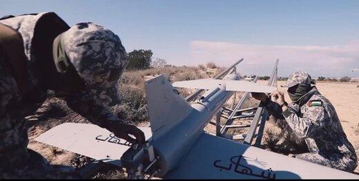 حمله پهپادی مقاومت به پایگاه نظامی اسرائیل