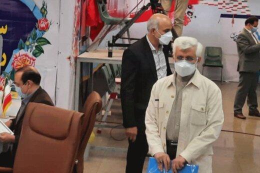 توئیت معنادار سعید جلیلی در حمایت از کاندیداتوری ابراهیم رئیسی