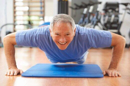 پروتئینی که تصمیم میگیرد بدن شما چقدر ورزش کند