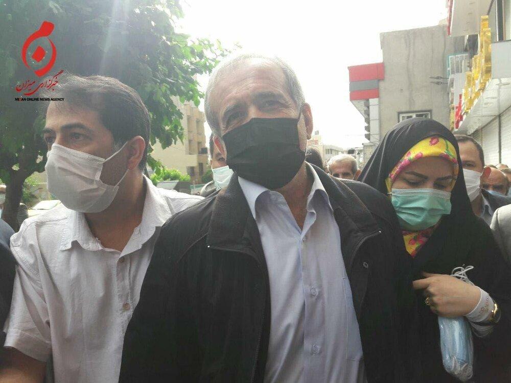 مسعود پزشکیان در انتخابات ریاستجمهوری سیزدهم ثبتنام کرد