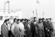 تصاویر | روایتی از ۴۰ سال خدمت اکبر ترکان
