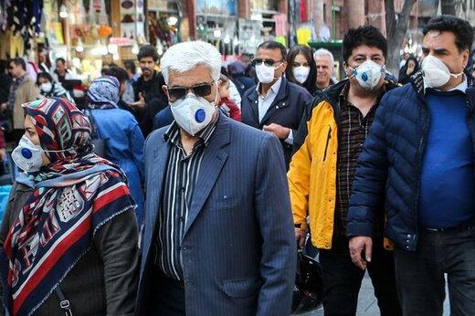 کرونا جان ۲۱۶ نفر دیگر را در ایران گرفت