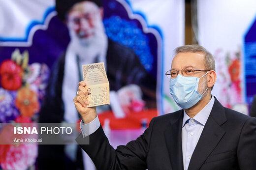 لاریجانی: تحقق تصمیمات عاقلانه در توان سیاستمداران باتجربه و شجاع است
