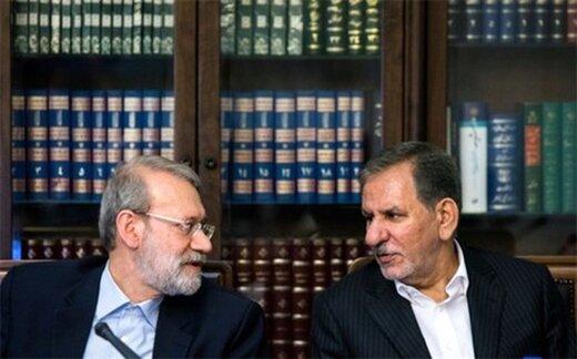 لاریجانی معادلات انتخاباتی را بهم ریخت /۱۶ میلیون رأی رئیسی کجاست؟