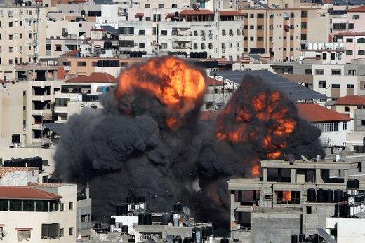 سخنگوی ارتش اسرائیل:بمباران منازل مسکونی 9 نفر از فرماندهان حماس