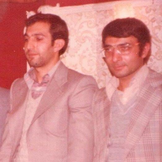 خداحافظ تنها بازمانده آن جمع سه نفره؛ دوست، فامیل، مبارز، زندانی و انقلابی