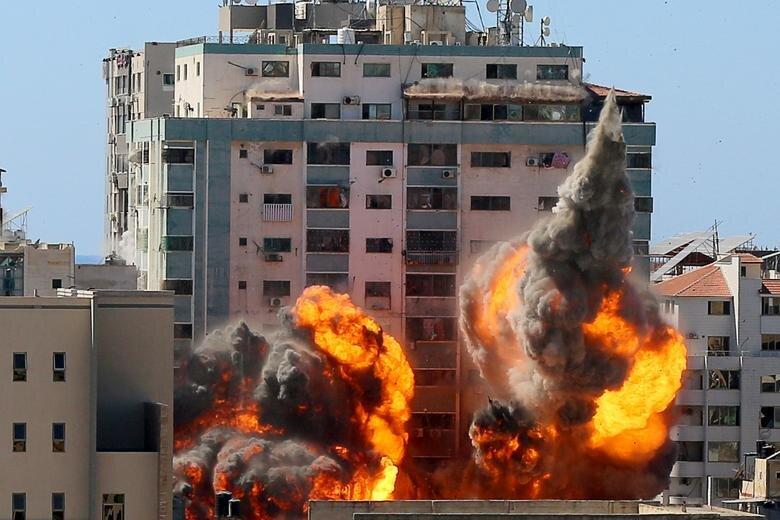 تصویری از جنون صهیونیستها که اصحاب رسانه را در بهت فرو برد؛حقیقت زنده میماند/عکس