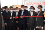 وزیر راه، شرکت عمران شهر جدید گلمان را افتتاح کرد