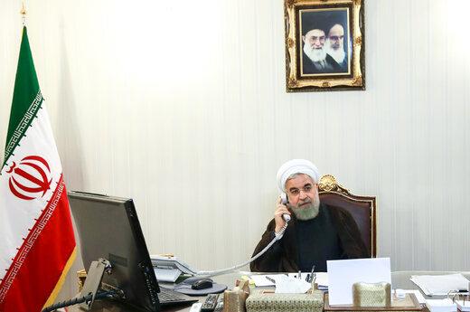 روحاني: نرحب بدور العراق الإيجابي في حل الخلافات بين دول المنطقة