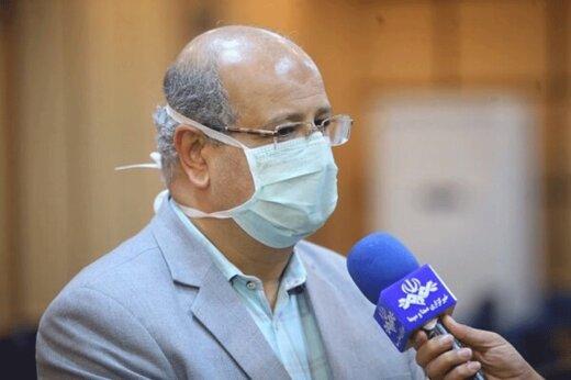 ببینید | روند افزایشی شمار مبتلایان به کرونا در تهران