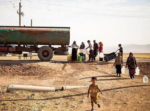 ۵۱ روستای استان سمنان گرفتار تنش آبی هستند