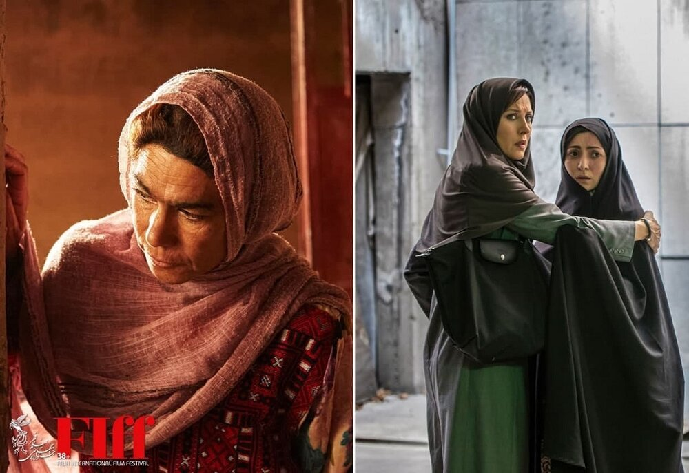 دو فیلم «سیارک» و «صحنهزنی» در جشنواره جهانی فجر به نمایش درمیآیند
