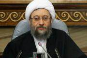 ببینید | اولین اظهارنظر آملی لاریجانی درباره ردصلاحیتها