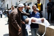 نهمین روز جنگ؛بامداد امروز 50 بار غزه بمباران شد/218 شهید از جمله ۶۱ کودک و ۳۶ زن/مقاومت پاسخ داد
