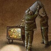 شیوه تولید برنامههای مزخرف تلویزیون را ببینید!