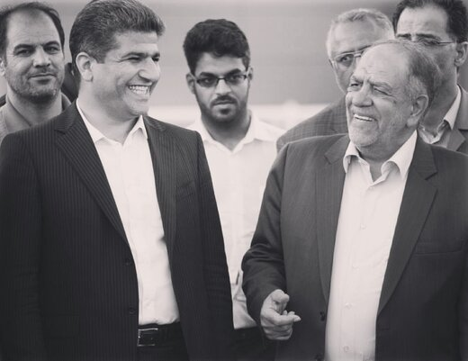 پیام تسلیت مدیرعامل منطقه آزاد چابهار درپی درگذشت اکبر ترکان
