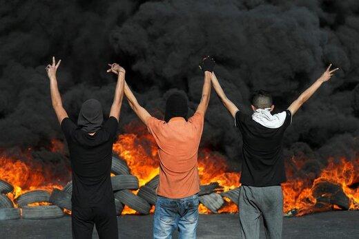 ضرب شست ایران به اسرائیل / ایران در غزه و قدس از اسرائیل انتقام گرفت