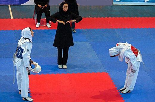 درخشش بانوی تکواندوکار کیش در مسابقات بین المللی و اخبار کوتاه ورزشی