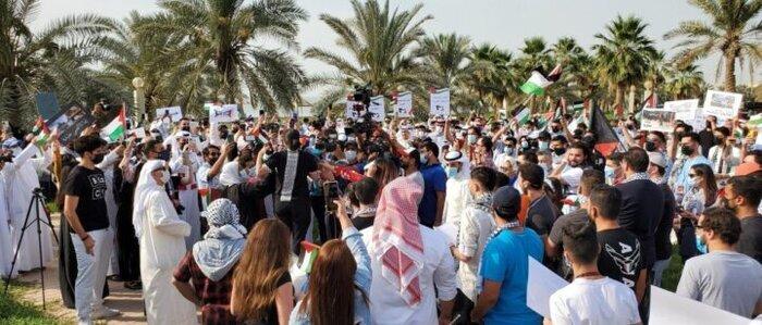 مردم کویت،سفیر چک را مجبور به عذرخواهی کردند/عکس