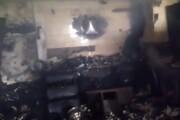 ببینید | آتشسوزی گسترده در یک برج مسکونی واقع در بزرگراه شهید همت