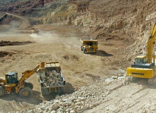 واگذاری ۱۴۰محدوده معدنی و اکتشافی در قزوین