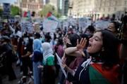 تصاویر | دیدنیهایی از گوشه و کنار دنیا/ از بازگشایی موزه لوور تا موج جهانی حمایت از فلسطین