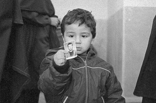 ببینید | در جستوجوی پدر/ روایت عکسی ثبت شده از «جاسم غضبانپور» از ردِ جنگ