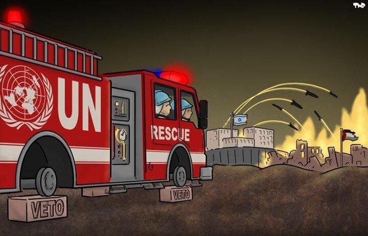 ببینید نقش آمریکا در جنگ خونین فلسطین لو رفت!