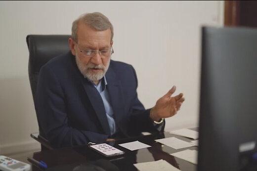 لاریجانی گفت بخاطر ردصلاحیتم با شورای نگهبان رایزنی نمی کنم /تکذیب سفر به قم