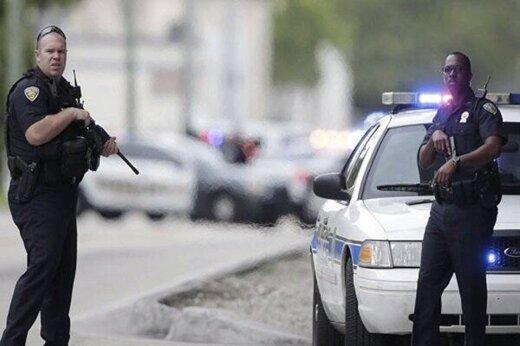 ببینید | تعقیب و گریز وحشتناک پلیس و دو متهم  در امریکا