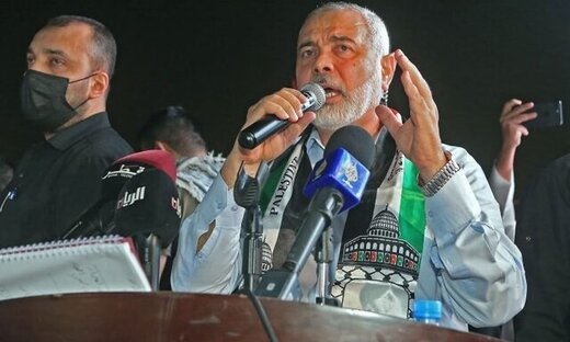 هنیه: آثار دردناک ضربات مقاومت بر اسرائیل ماندگار است