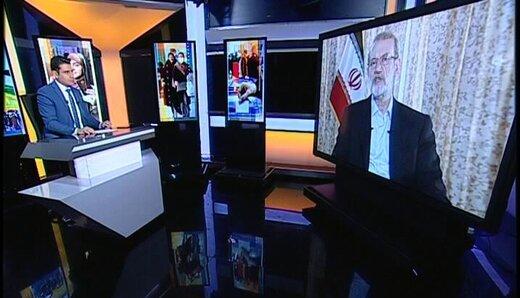 مذاکره مستقیم ایران و آمریکا از نظر علی لاریجانی /موافق توافق هسته ای هستم و نباید عقب بیفتد /راه سومی را دنبال میکنم