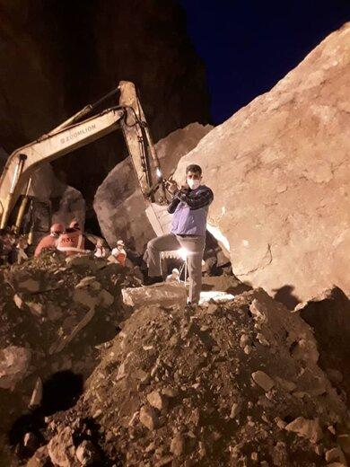 علت حادثه  قطعه دوم اتوبان تهران-شمال در حال بررسی است