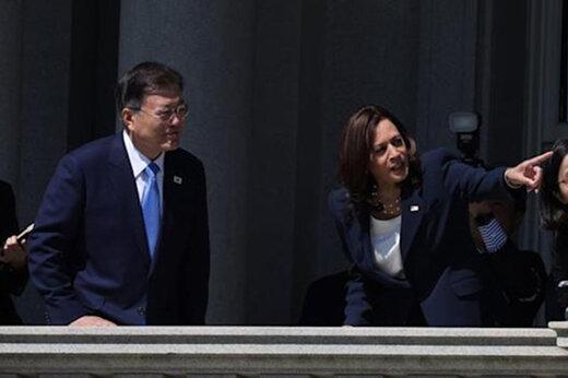 ببینید   اقدام جنجالی « کاملا هریس» در دیدار با رئیسجمهور کرهجنوبی