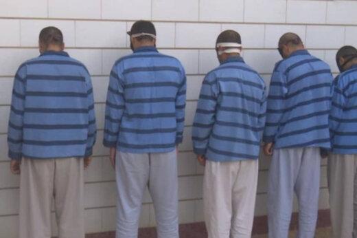 ببینید | دستگیری سه تیم تروریستی توسط وزارت اطلاعات