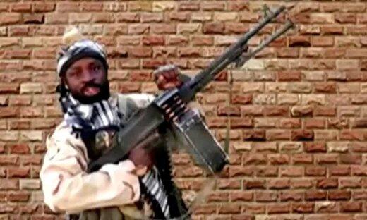 گروهی از تروریستهای بوکوحرام با داعش بیعت کردند