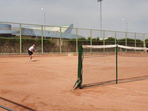 مسابقات تور جهانی تنیس زیر ۱۸ سال ارومیه وارد جدول اصلی شد