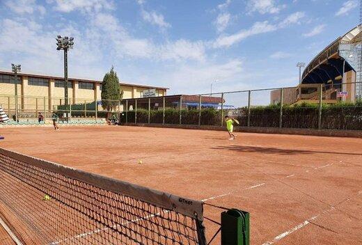 پایان مرحله مقدماتی تور جهانی تنیس itf در ارومیه