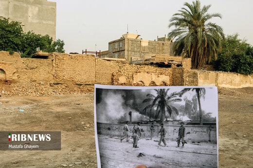 گذر زمان در خرمشهر