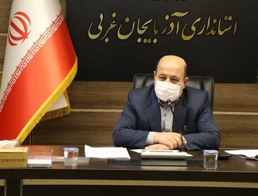 وضعیت استان آذربایجانغربی از نظر شیوع بیماری کرونا شکننده است