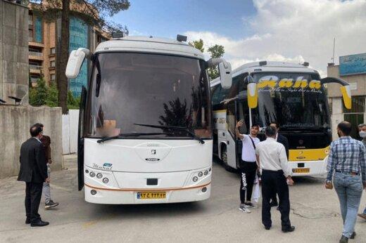 دو نوجوان عامل حمله به اتوبوس پرسپولیس