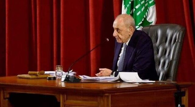 نبیه بری: لبنان مشکلی با دریافت کمک از ایران ندارد