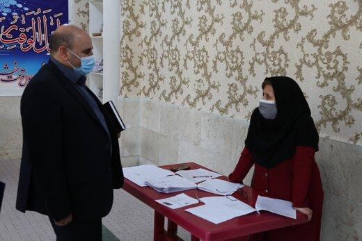 در ادامه نظارتهای وزارت آموزشوپرورش بر روند برگزاری امتحانات حضوری پایه نهم و دوازدهم